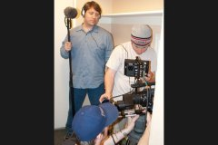 Sound and Camera Crew
